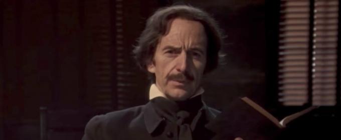 VIDEO: First Look - Tony Winner Denis O'Hare Portrays Edgar Allan Poe in PBS Biopic