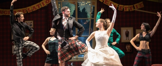 Scottish Ballet Wins UK Theatre Award For Highlands And Islands Tour Of HIGHLAND...