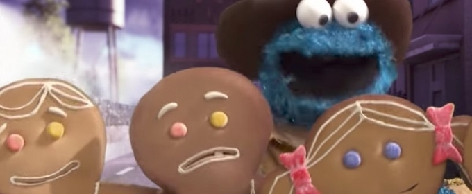 VIDEO: Will Cookie Monster Save the Day in Sesame Street's THE WALKING DEAD Parody?