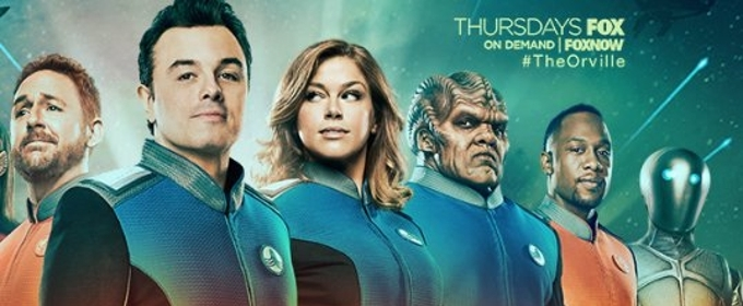 Just In: FOX Renews Seth MacFarlane's THE ORVILLE for Second Season