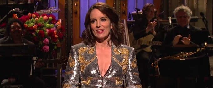 VIDEO: Tina Fey Answers Questions From Jerry Seinfeld, Benedict Cumberbatch, Donald Glover and More in SNL Monologue