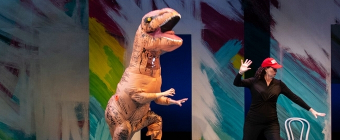 BWW Review: SHE THE PEOPLE at Woolly Mammoth Theatre Company