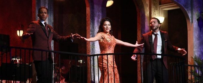 Photo Flash: Inside the World Premiere of HAVANA MUSIC HALL