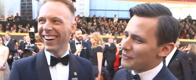 VIDEO: Pasek And Paul Dish On Their Favorite Part Of Working With Alan  Menken On ALADDIN