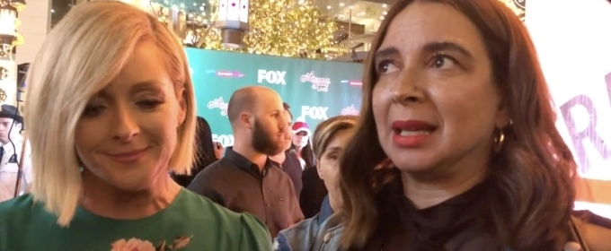 VIDEO: Cast of A CHRISTMAS STORY LIVE Talks Rehearsals and More!