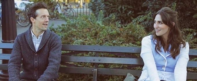 VIDEO: Sara Bareilles and Jason Mraz Release New WAITRESS Music Video - Tickets Onsale Now!