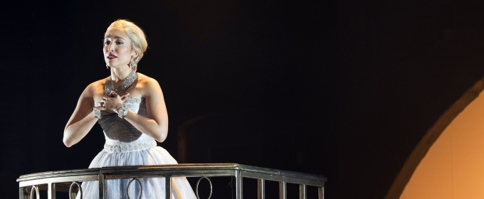 BWW TV Exclusive: Watch Ana Isabelle and More in Highlights from EVITA at Asolo Rep