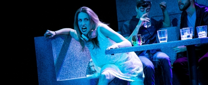 Photo Flash: First Look at REYKJAVIK at Actor's Express