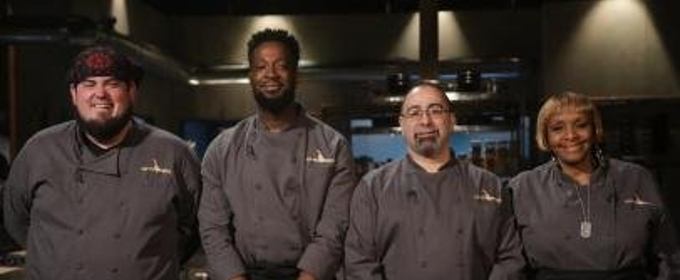 Food Network Presents First-Ever CHOPPED GOLD MEDAL GAMES, 1/2