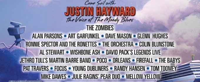 Blues Cruise 2020.On The Blue Cruise 2020 Hosted By Justin Hayward Announced