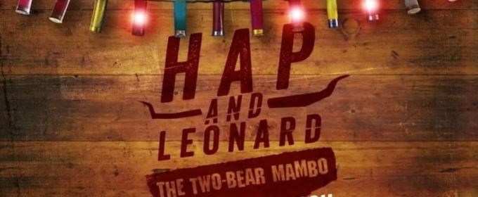 Image result for hap & leonard two bear