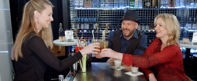 BWW TV Exclusive: CATS' Jessica Hendy and Christine Cornish Smith Pour a Purrfect Drink on BROADWAY BARTENDER!