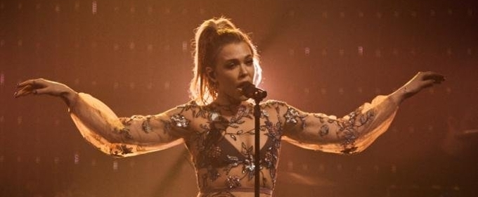 VIDEO: Rachel Platten Performs 'Collide' on LATE LATE SHOW