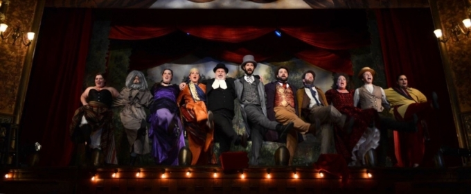Site-Specific MYSTERY OF EDWIN DROOD Headed for Cambridge; Composer Rupert Holmes to Attend!