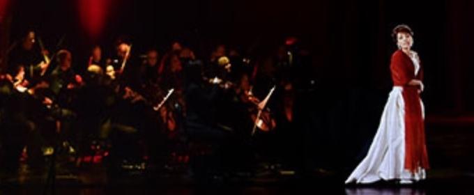 LA Opera Off Grand and BASE Hologram present CALLAS IN CONCERT