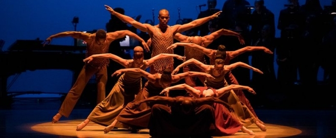 BWW Review: Alvin Ailey American Dance Theater at The Dorothy Chandler Pavilion