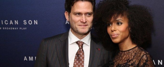 Kerry Washington, Steven Pasquale More Celebrate Opening Night of AMERICAN SON!