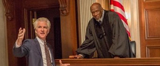 Louis Gossett Jr. Joins Matthew Modine in Legal Drama FOSTER BOY