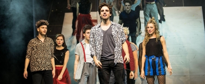 BWW Review: GREEN DAY'S AMERICAN IDIOT at Admiralspalast Berlin - Punk Rock in desperate search of good producers.