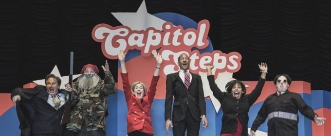 They're Funnier Than Congress! THE CAPITOL STEPS Return To The McCallum