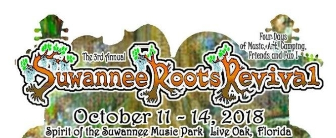 Suwannee Roots Revival Adds Oteil & Friends, Leftover Salmon, Bruce Cockburn, Horseshoes & Hand Grenades