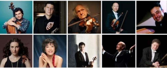 Inaugural Classical Bridge Festival Updates Line Up