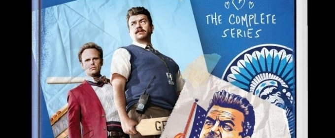 VICE PRINCIPALS: THE COMPLETE SERIES Available on DVD 4/10