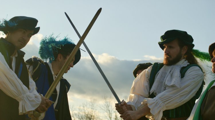 BWW Review: THE TWO NOBLE KINSMEN at OrangeMite Studios