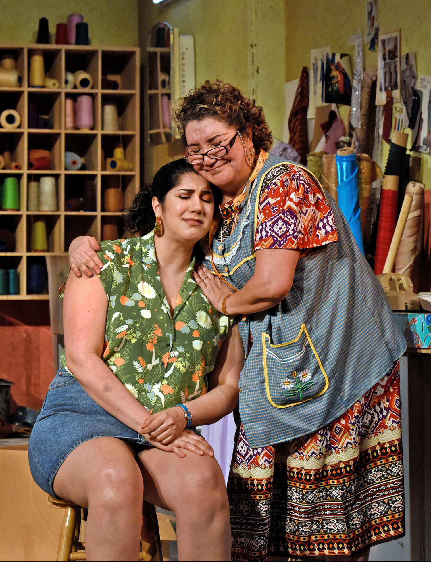 BWW Review: REAL WOMEN HAVE CURVES at Dallas Theatre Center
