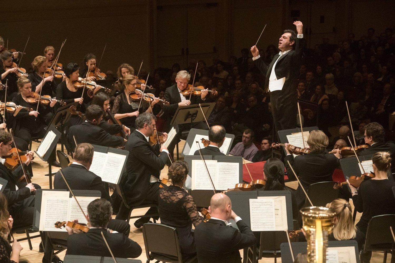 BWW Review: ROYAL CONCERTGEBOUW Brings Wagner & Bruckner to Carnegie Hall