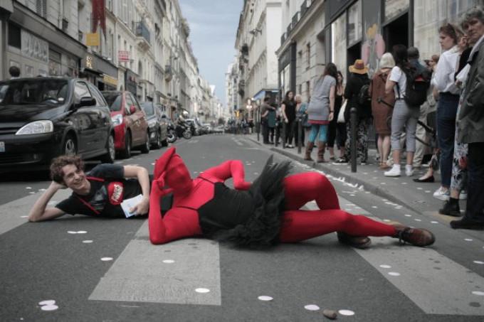 BWW Review: PARIS FRINGE at Theatre De Verre