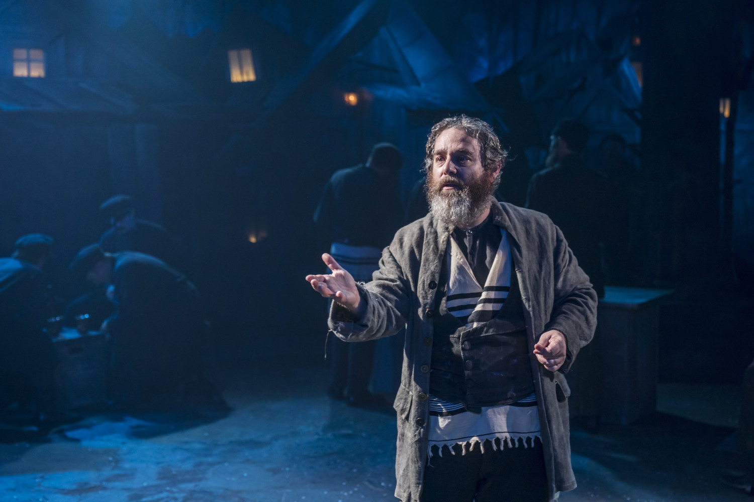 BWW Review: FIDDLER ON THE ROOF, Menier Chocolate Factory