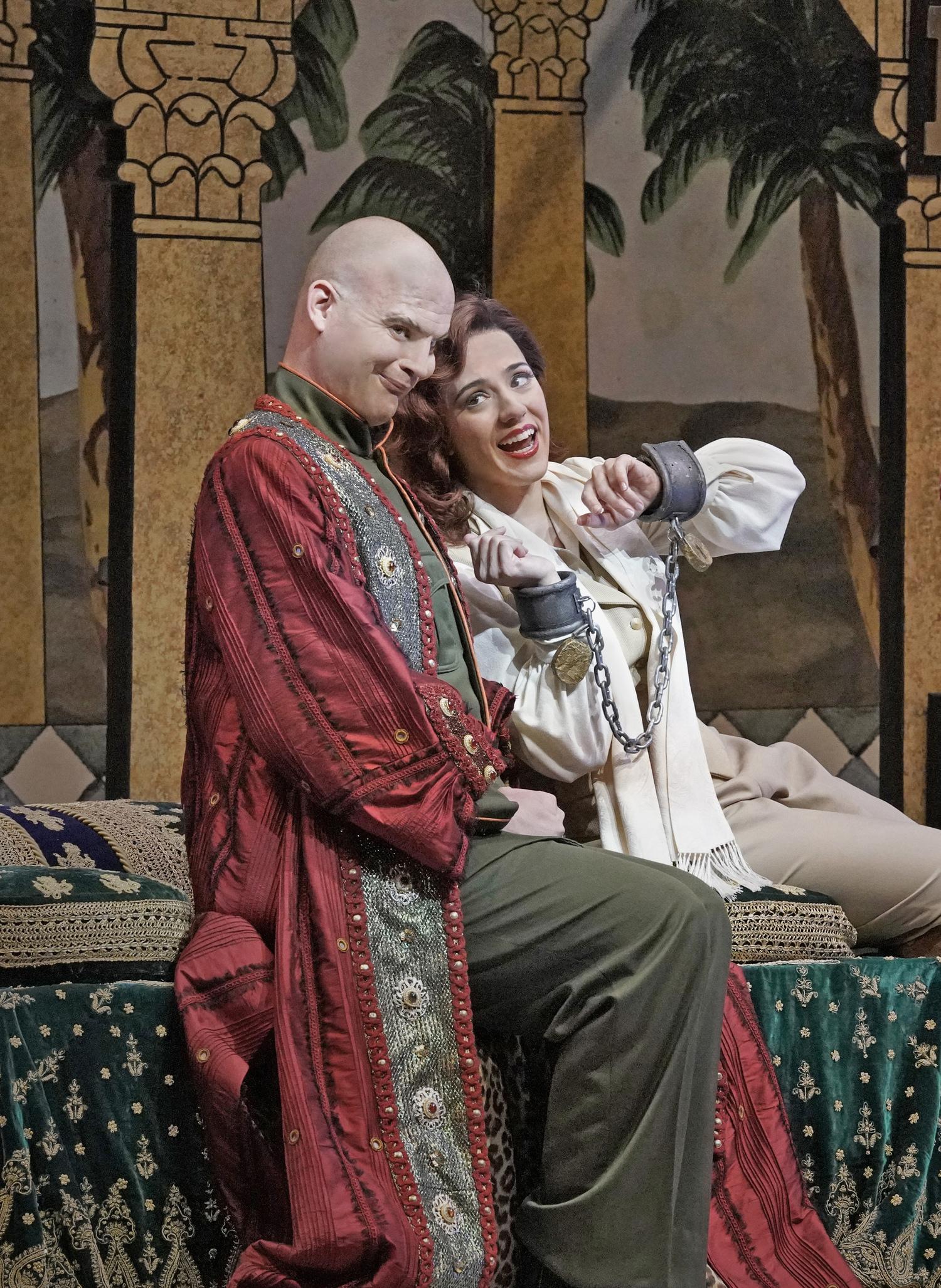 BWW Review: L'ITALIANA IN ALGERI at Santa Fe Opera