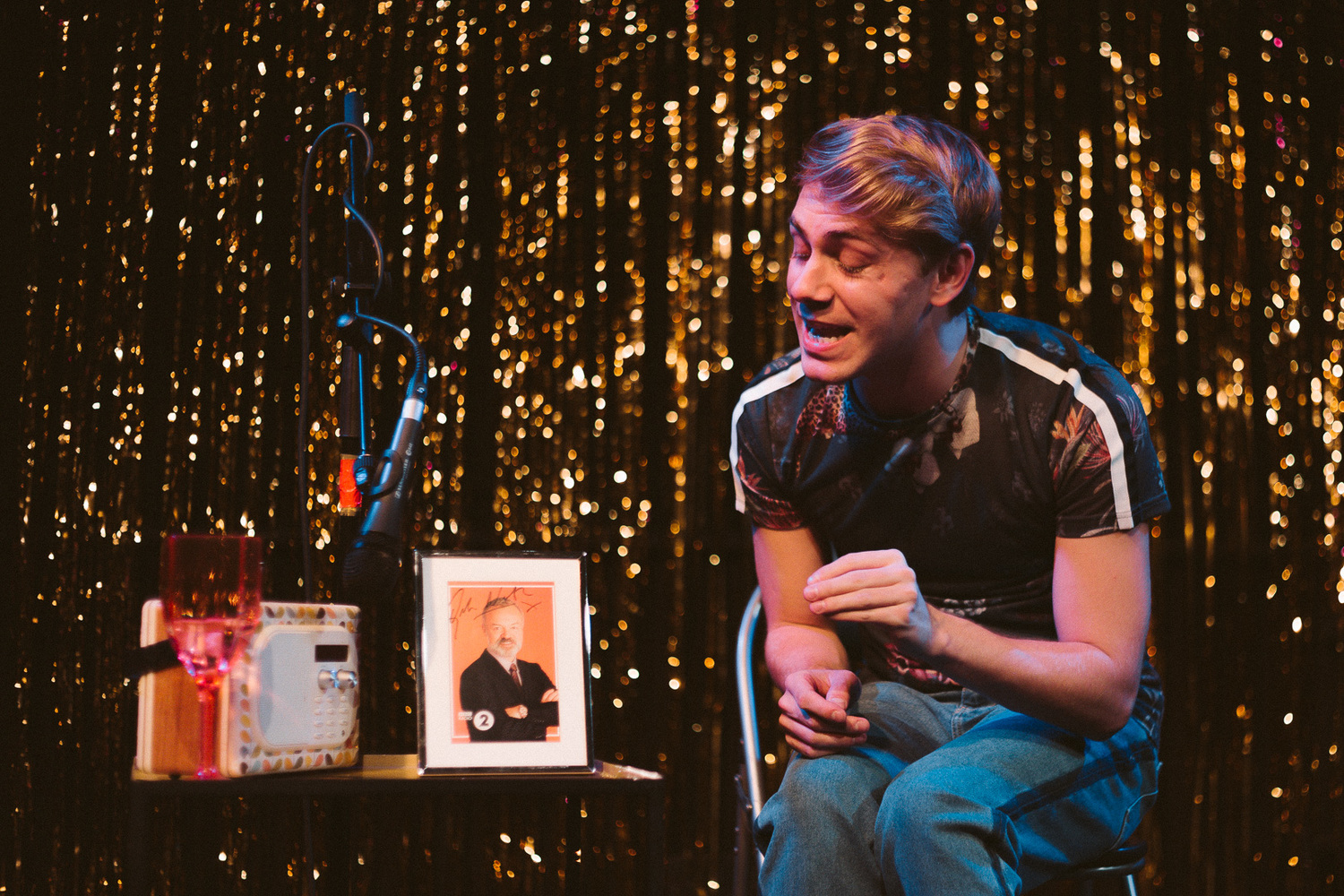 BWW Review: IN CONVERSATION WITH GRAHAM NORTON, The Hope Theatre