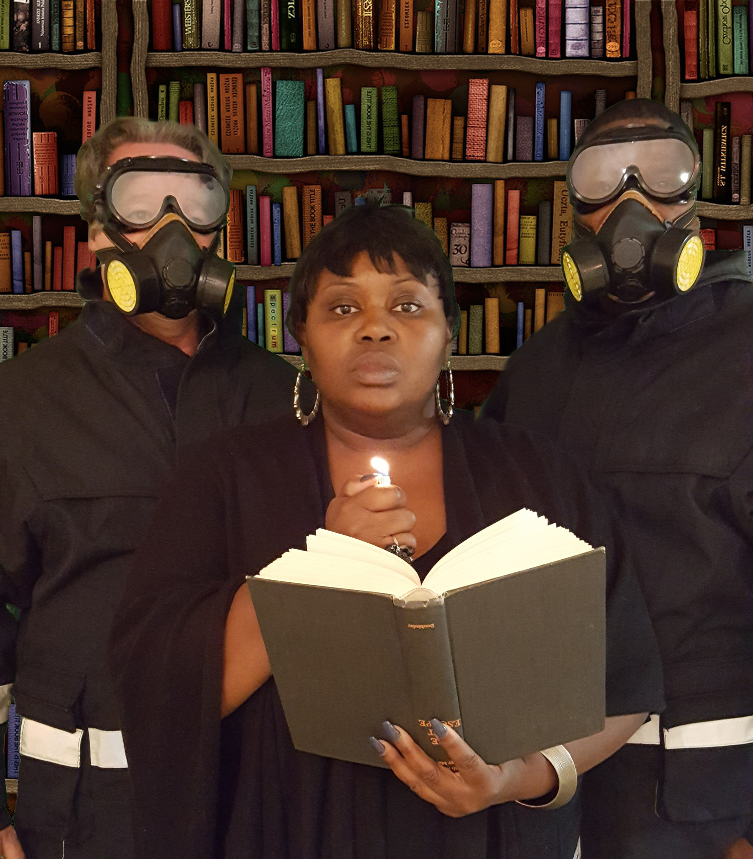 BWW Review: Subversive Energy Still Ignites FAHRENHEIT 451