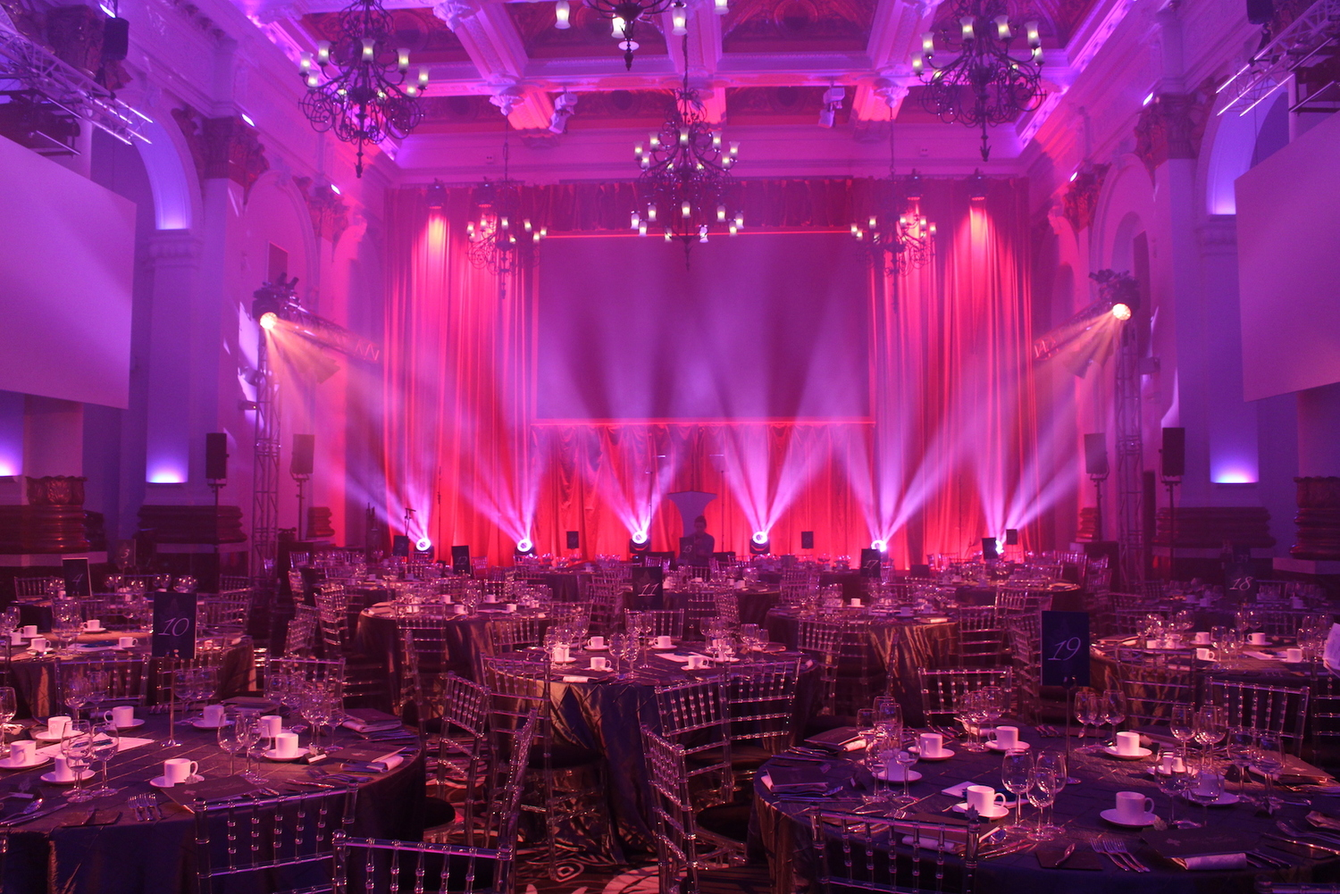 Hope In The Face of Adversity Advised at The Stage Debut Awards
