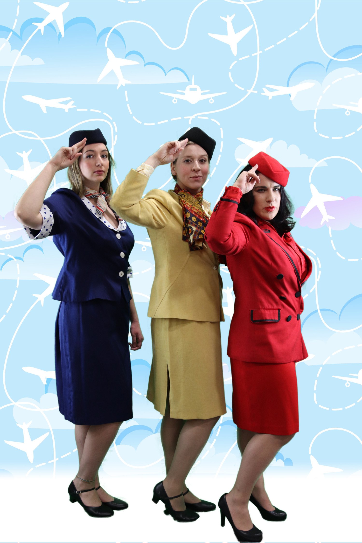 BWW Interview: Erica Gunaca Talks BOEING BOEING at Stagecrafters