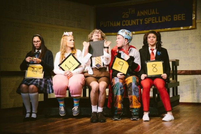 BWW Review: THE 25TH ANNUAL PUTNAM COUNTY SPELLING BEE Entertains at Baldwinsville Theatre Guild