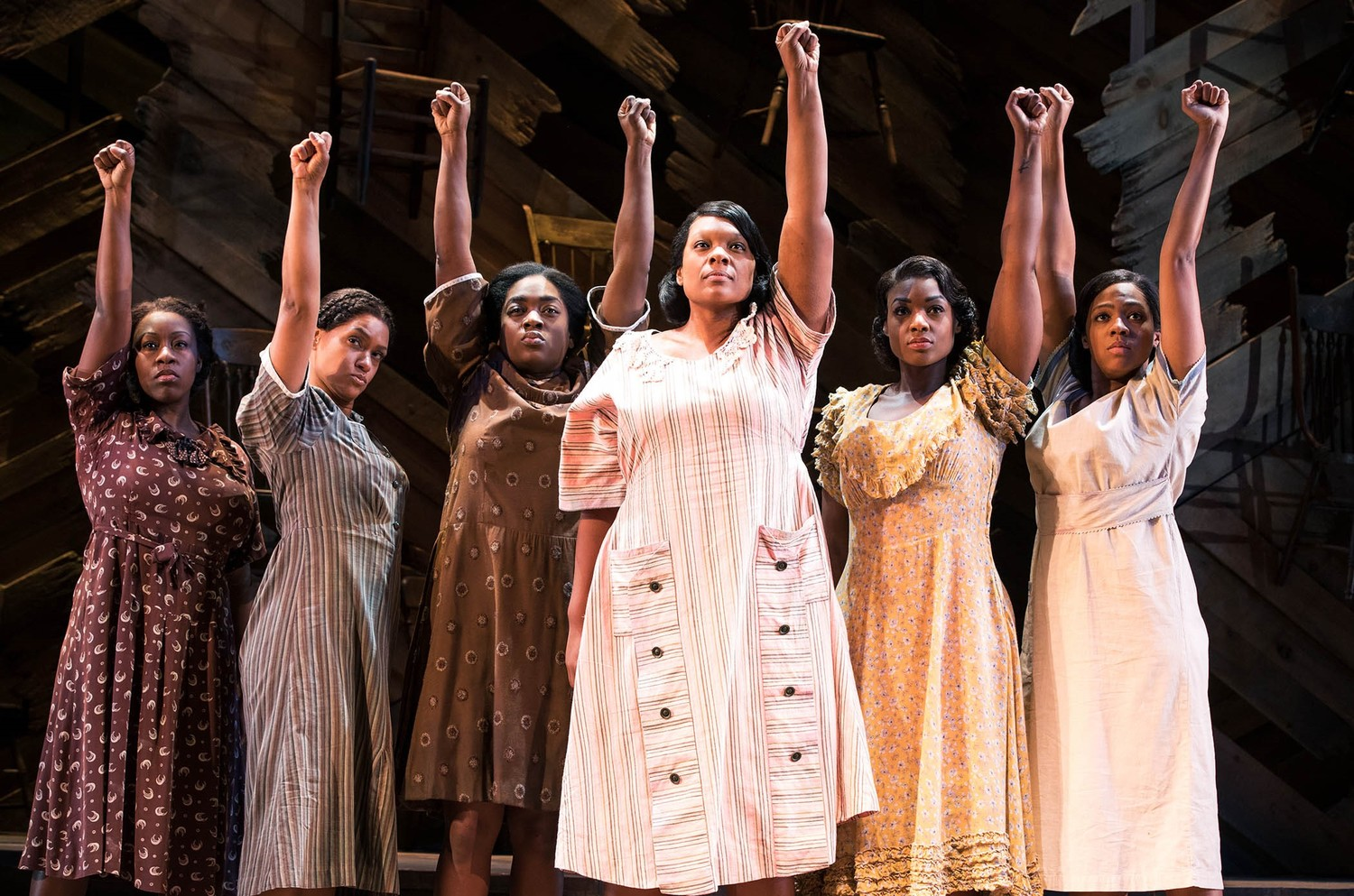 BWW Review: THE COLOR PURPLE at The Fisher Theatre is a Powerful and Emotion-Filled Production!