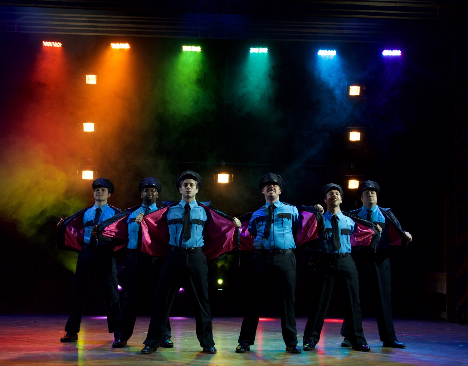 BWW Review: THE FULL MONTY at Rocky Mountain Repertory Theatre