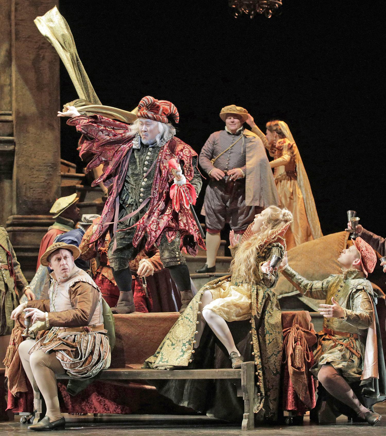 BWW Review: RIGOLETTO at Lyric Opera Of Kansas City