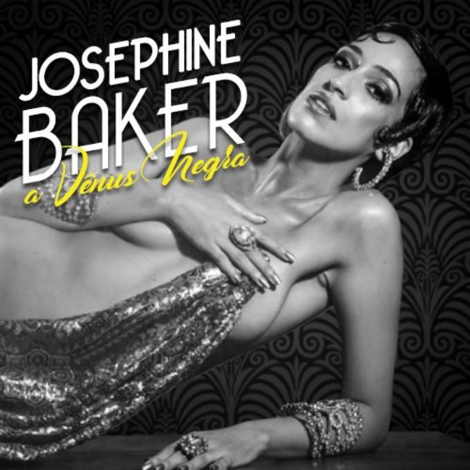 BWW Review: JOSEPHINE BAKER, A VENUS NEGRA at Teatro SESC 24 De Maio