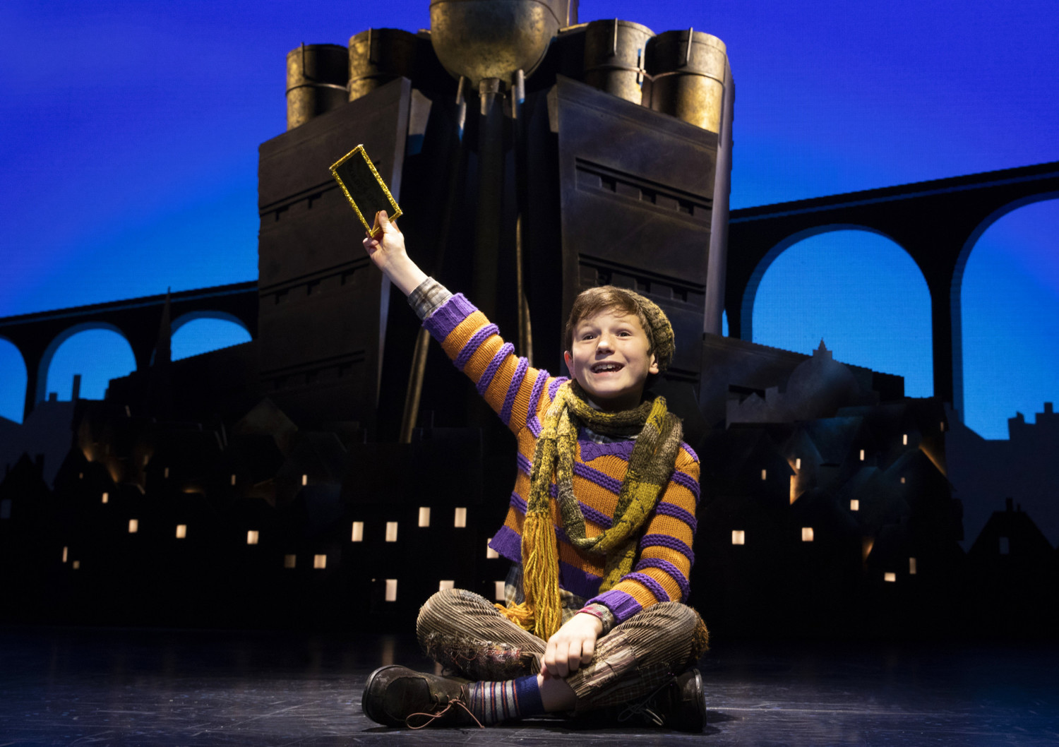 BWW Review: Oozy, Saccharine Sweet National Tour of CHARLIE AND THE CHOCOLATE FACTORY Just Might Be One Concoction Worth Trying