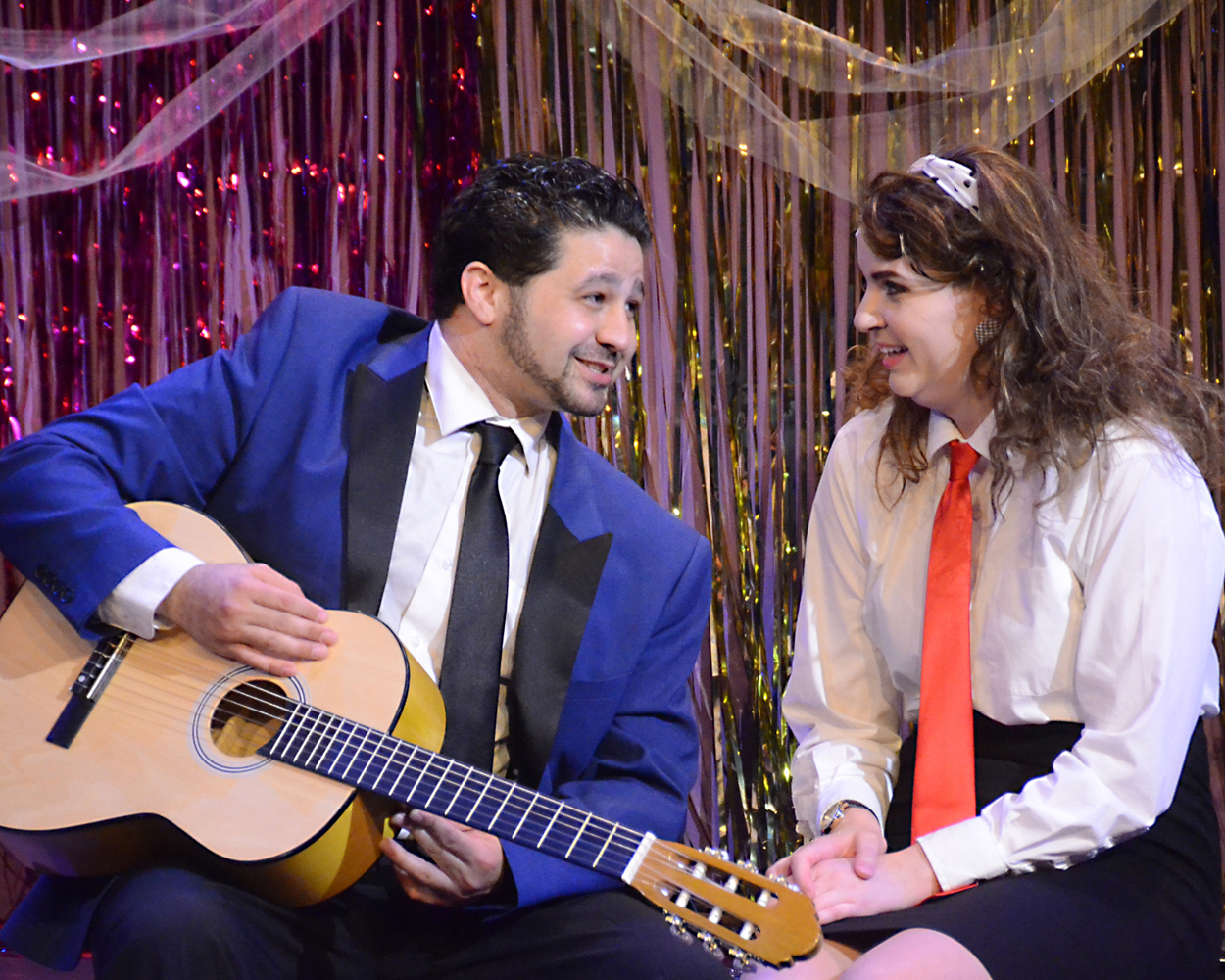 BWW Review: THE WEDDING SINGER at Palm Canyon Theatre