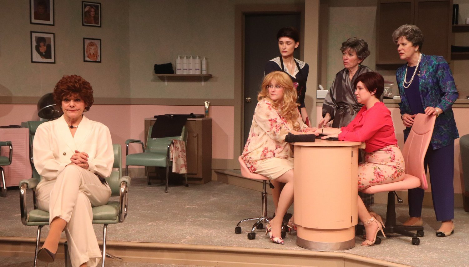 BWW Review: STEEL MAGNOLIAS at The Chatham Playhouse
