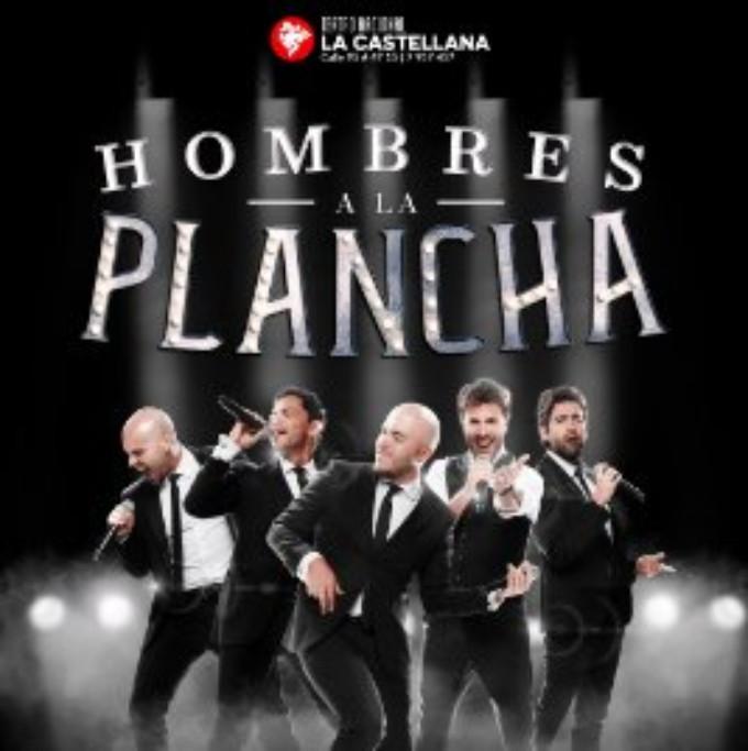 Teatro Nacional Brings MEN ON THE IRON to Colombia Through 3/13
