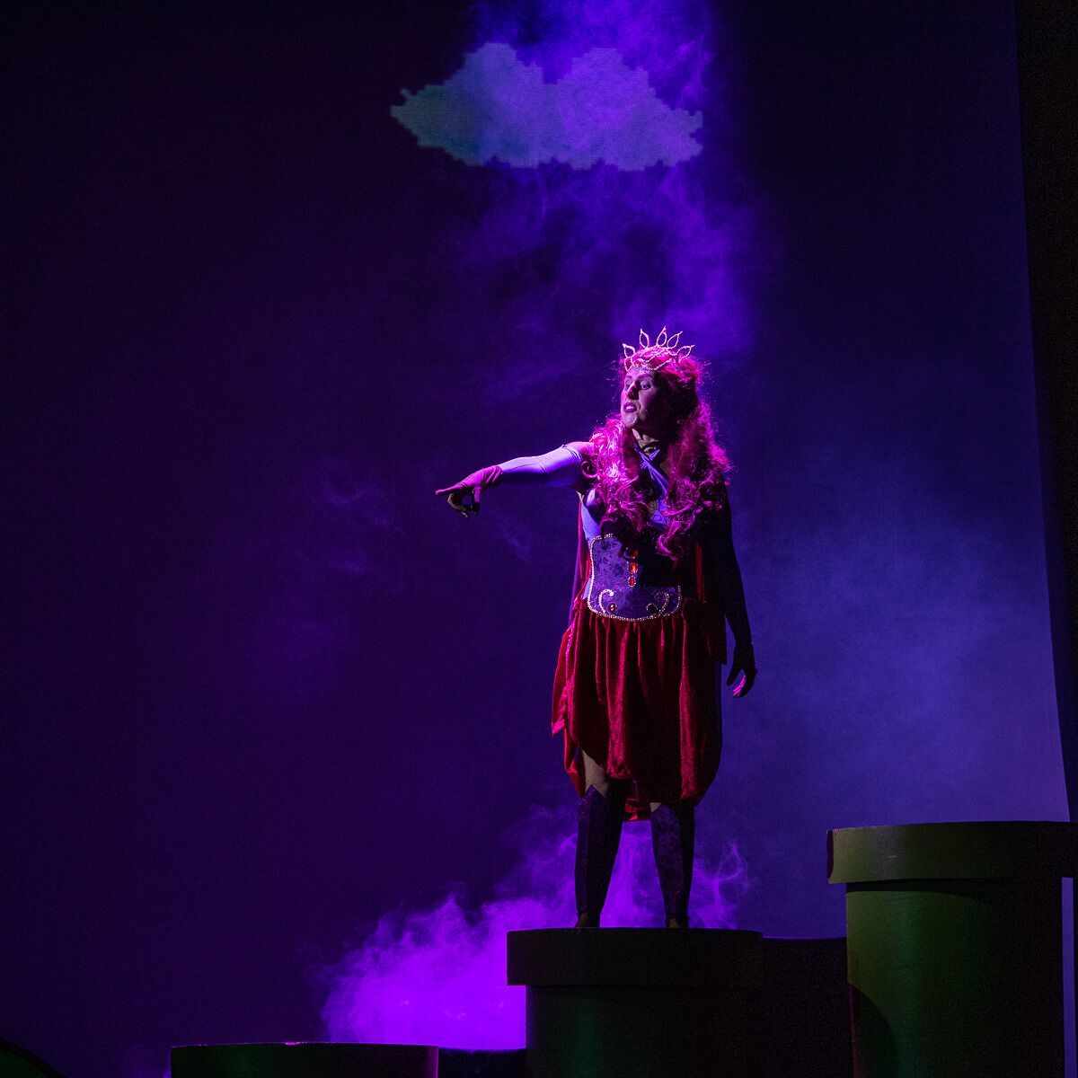 foto de BWW Review: THE MAGIC FLUTE at the El Portal Theatre in North Hollywood