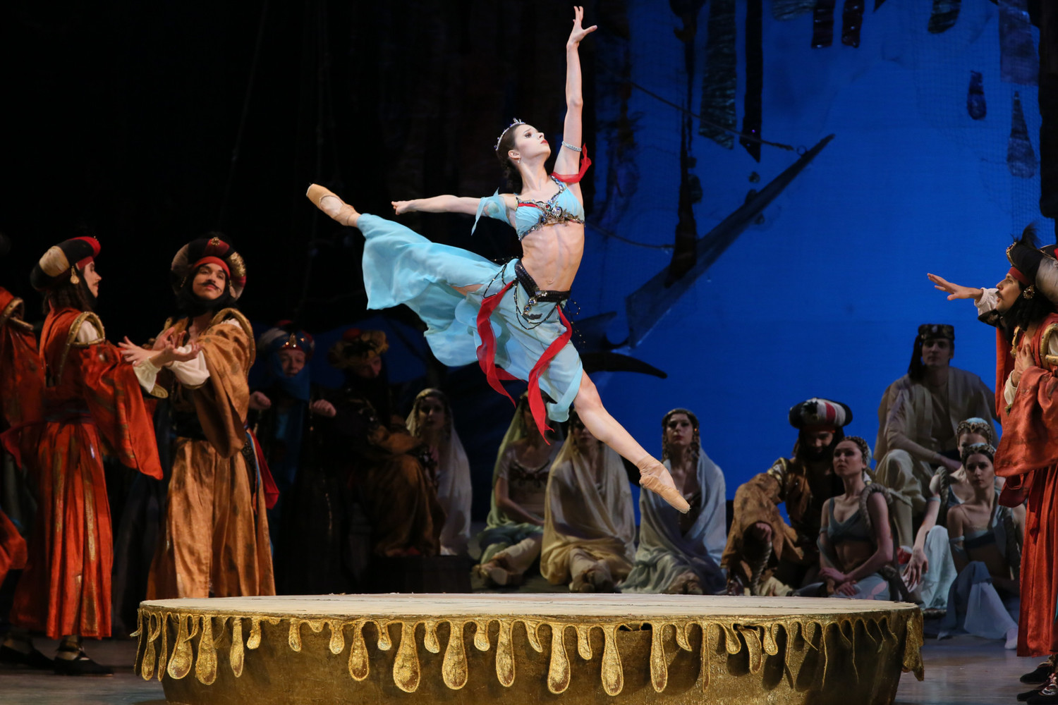 BWW Review: MARIINSKY BALLET: LE CORSAIRE at The Kennedy Center