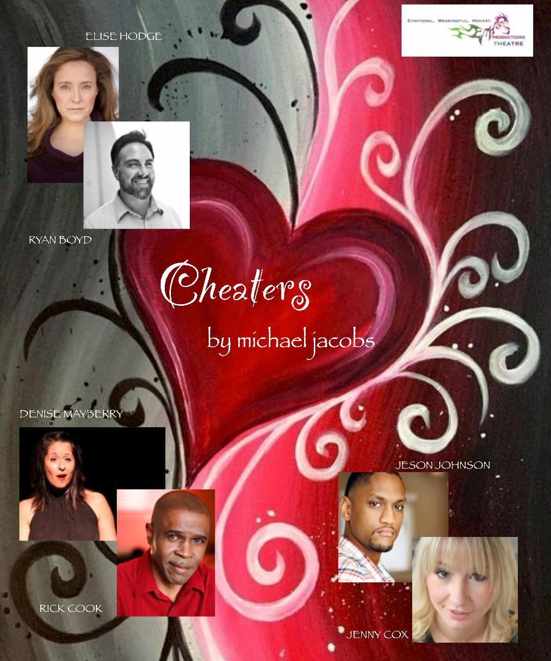 BWW Review: CHEATERS Explores the Intricacies of Intimacy at the Ooley Theatre