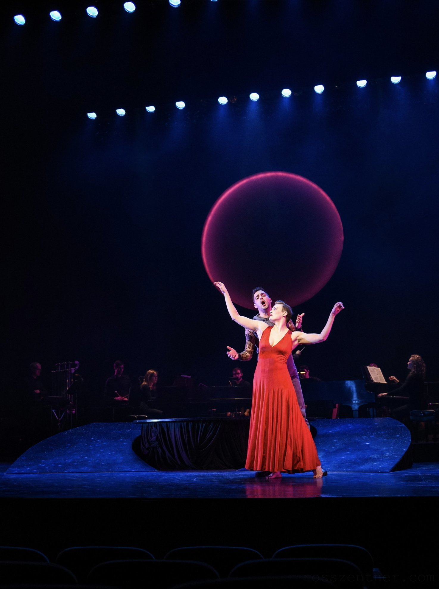BWW Review: Exhilarating CARMINA BURANA Brings 'Total Theatre' to the Skylight